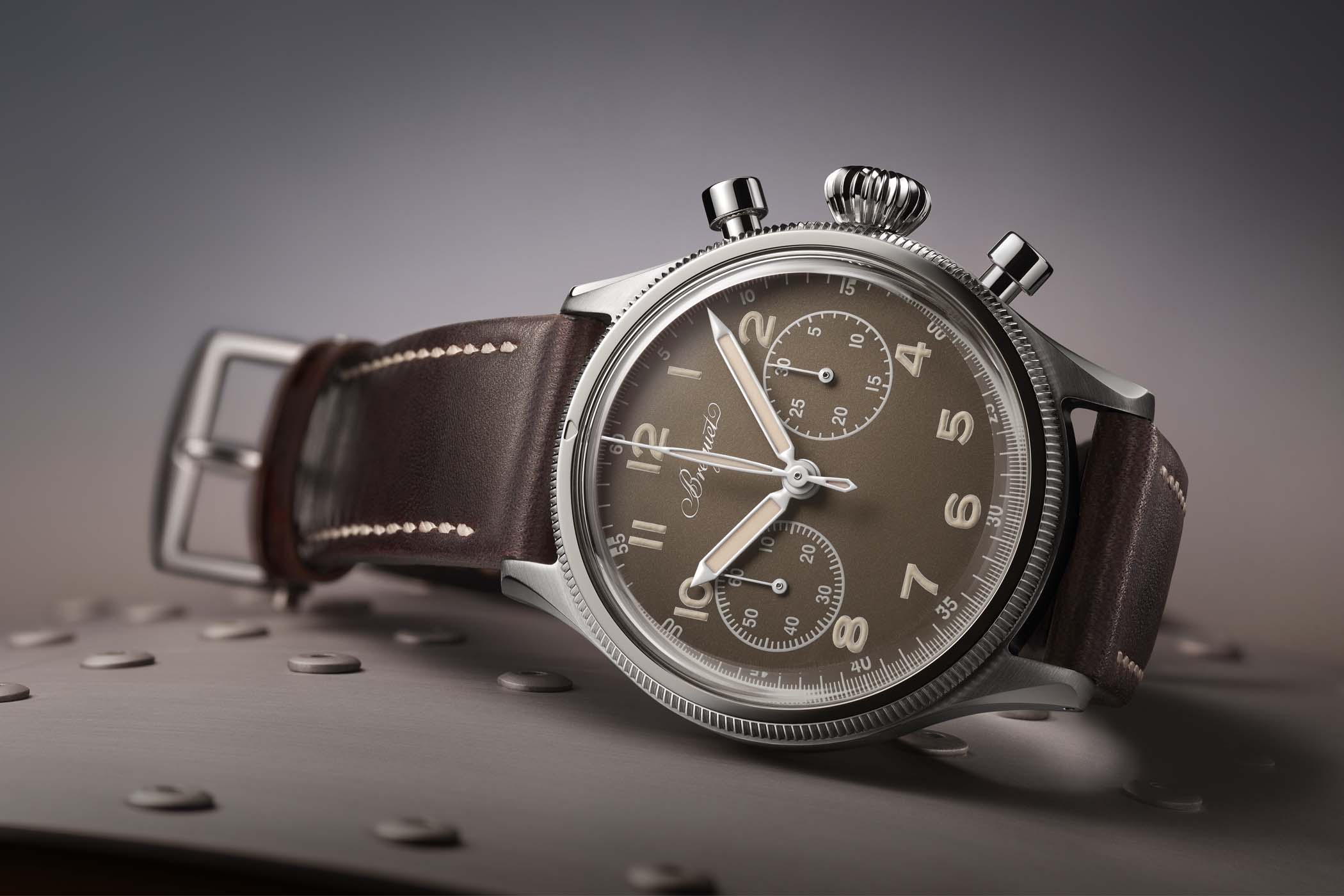 Only Watch 2019 - Breguet Type 20 Revival Unique Piece 2055ST