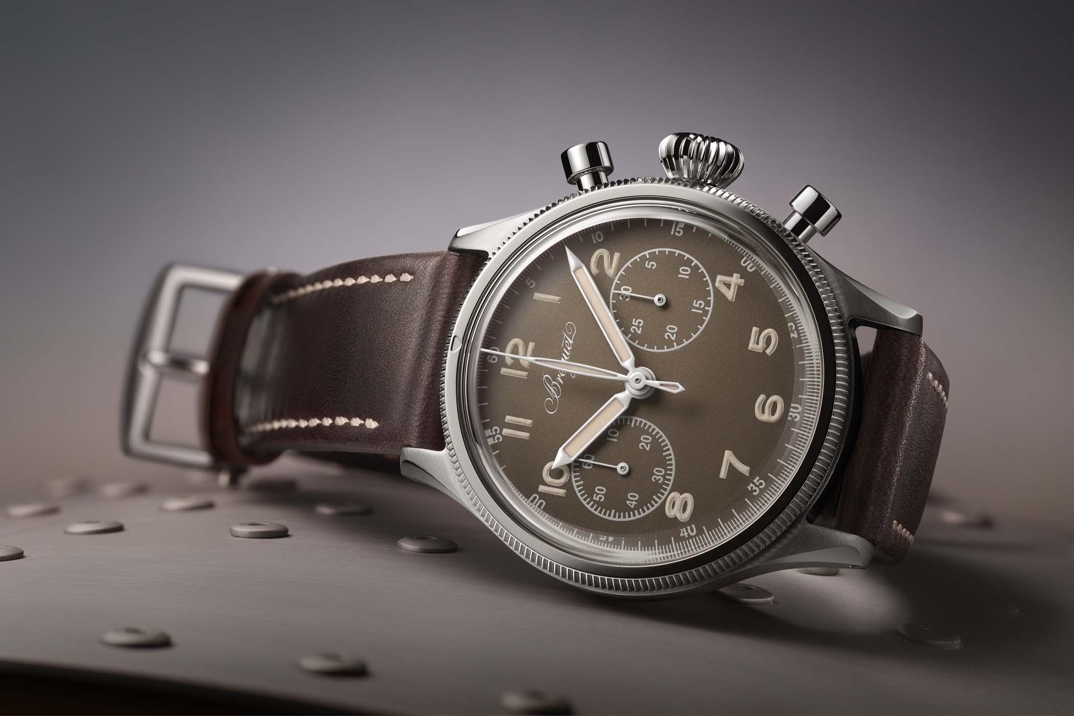Only Watch 2019 - Breguet Type 20 Revival Unique Piece 2055ST