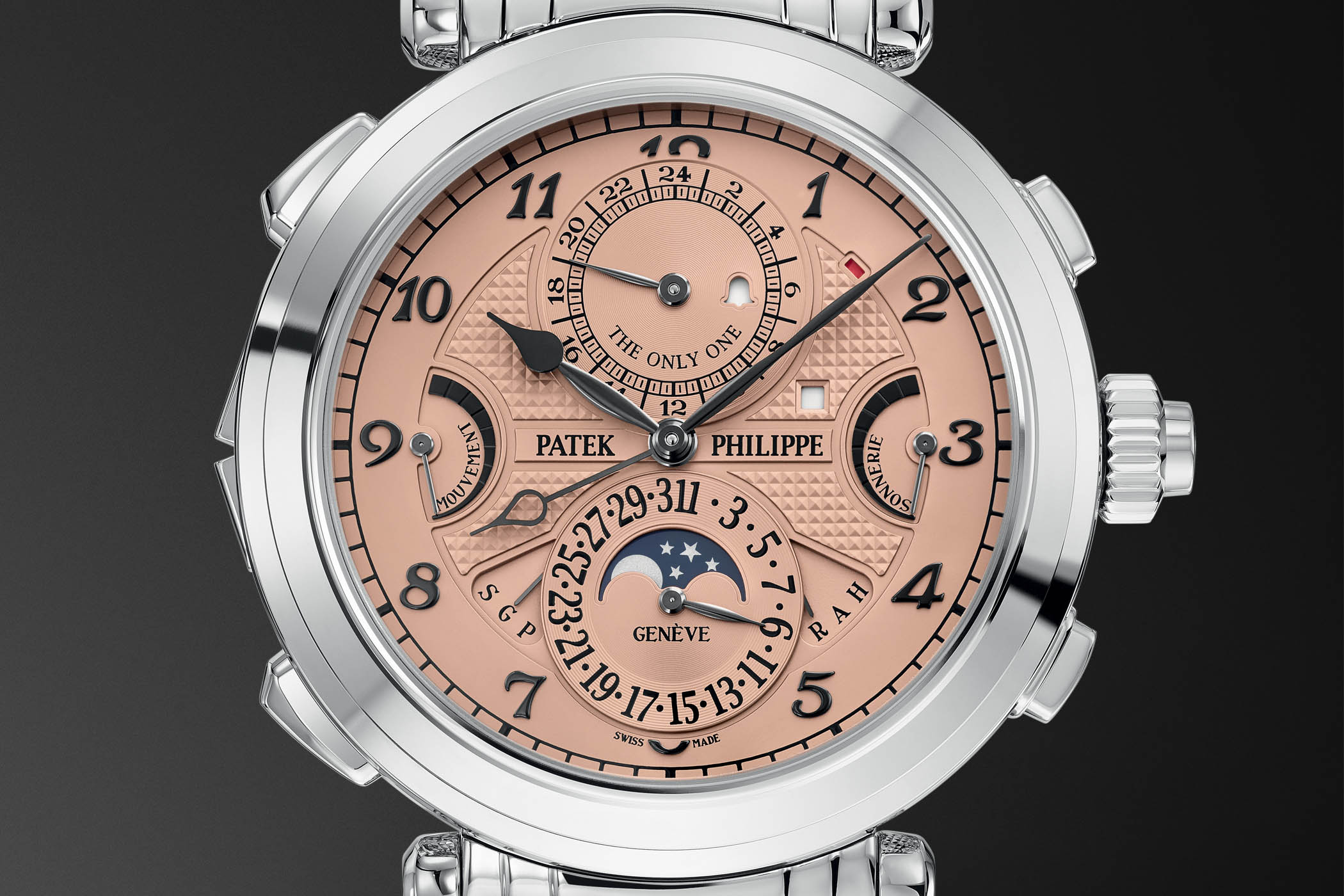 Only Watch 2019 - Patek Philippe 6300A Steel grandmaster chime