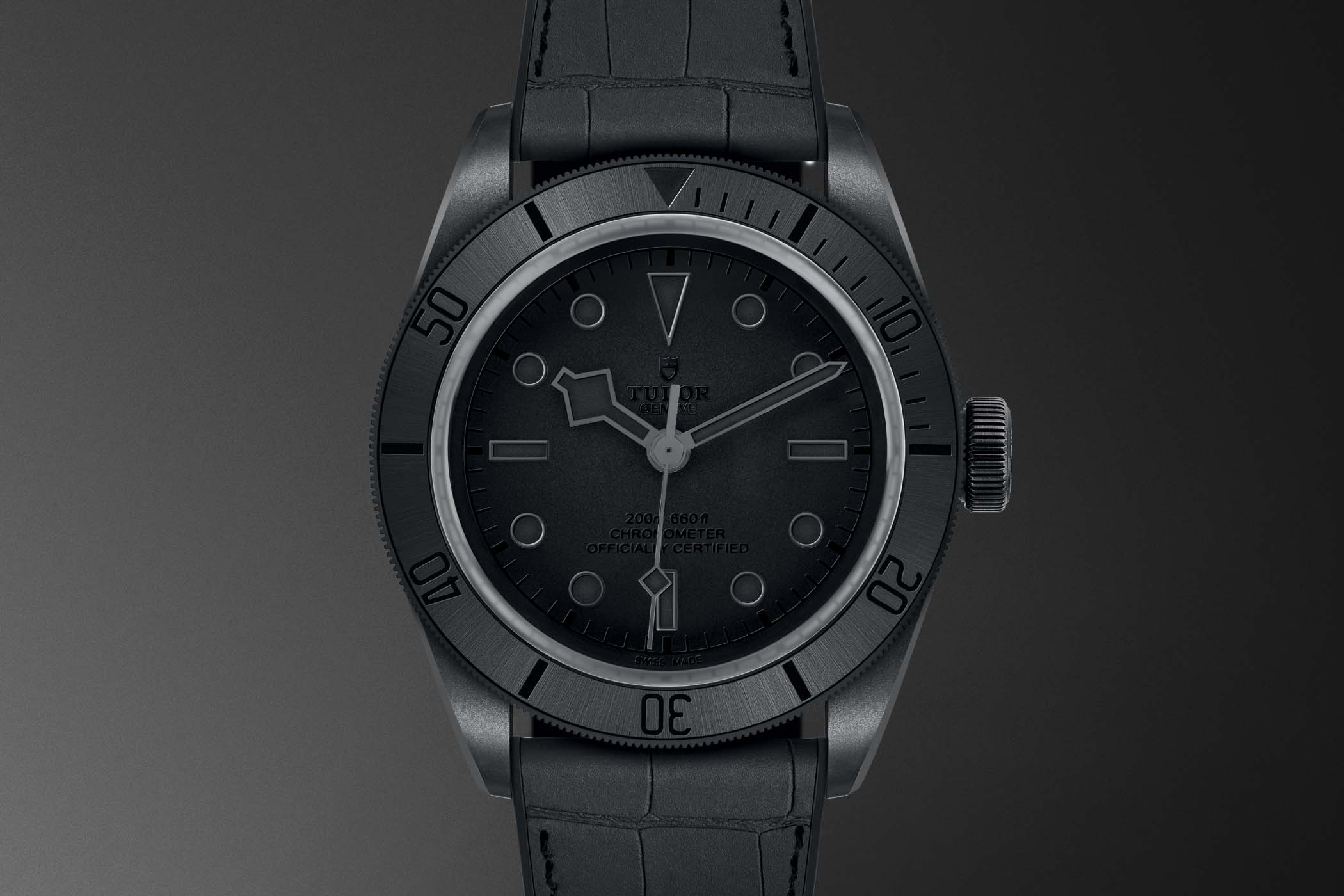 Only Watch 2019 - Tudor Black Bay Ceramic One M7921_001CN