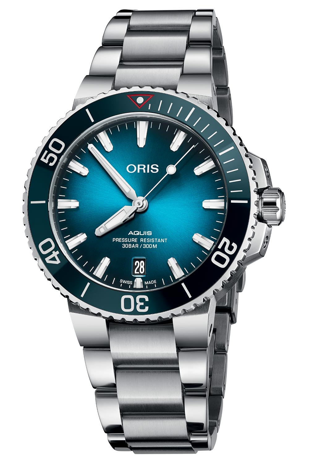 Oris Ocean Trilogy - Oris Clean Ocean Limited Edition watch