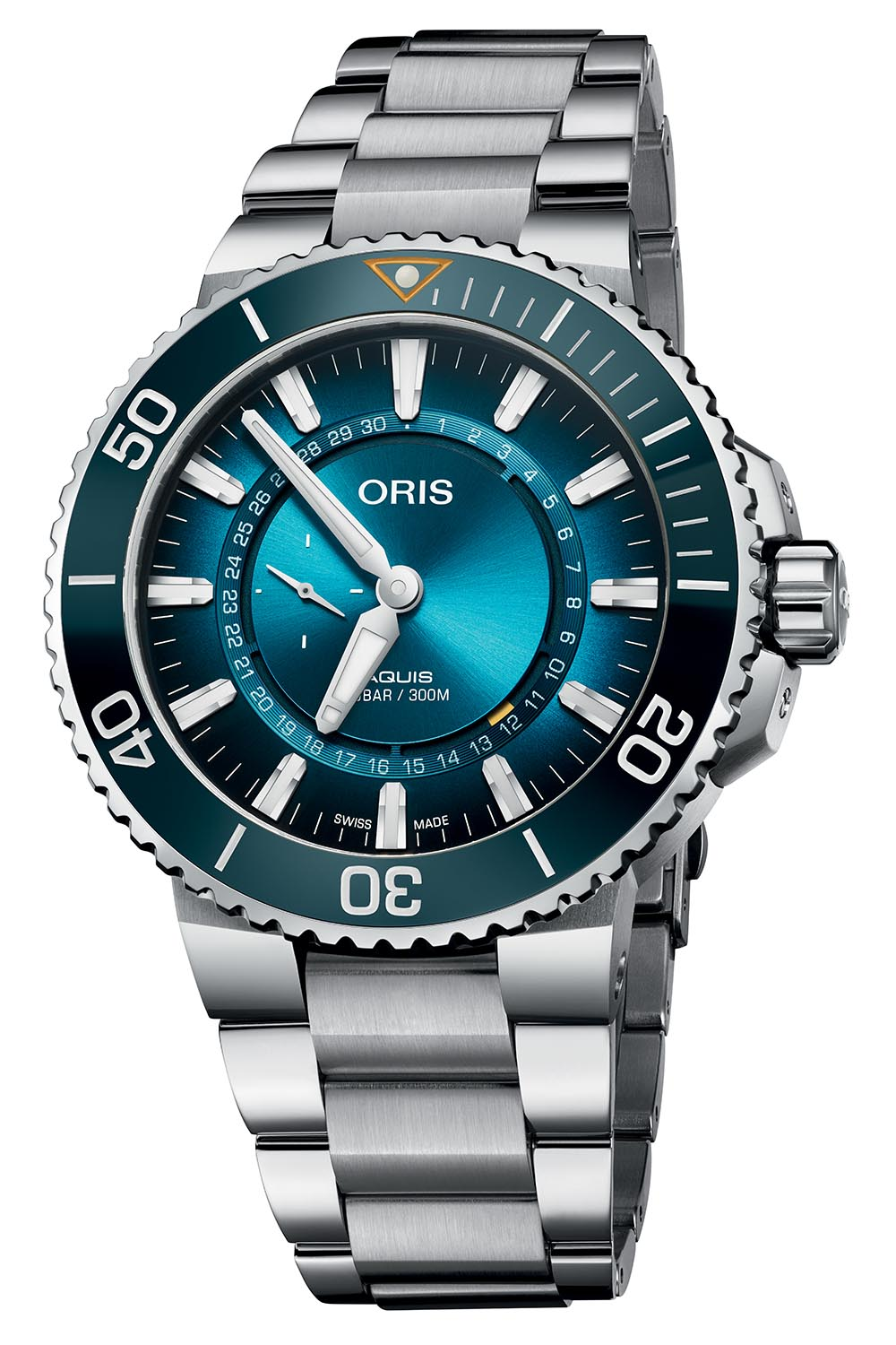 Oris Ocean Trilogy - Oris Great Barrier Reef Limited Edition III
