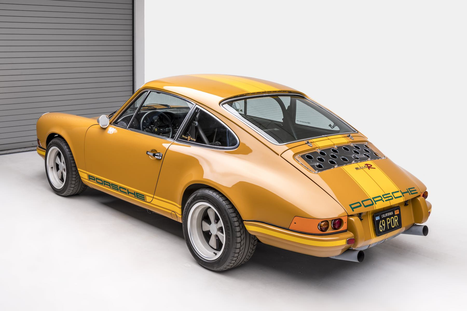 Rob Dickinson Singer Vehicle Design - 1969 911E first car - 12