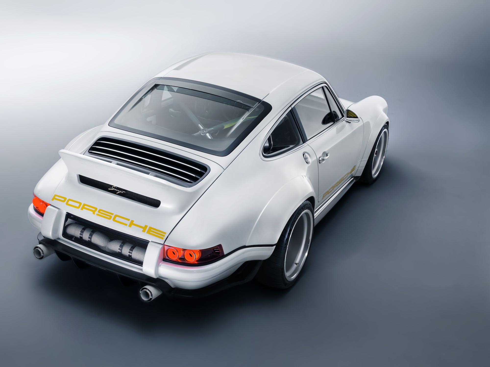 Singer Vehicle Design 911 Dynamics and Lightweighting Study