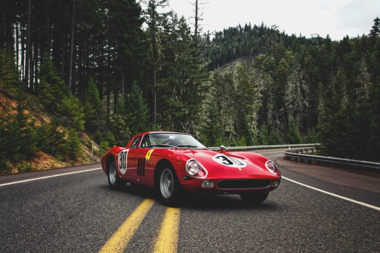 The Petrolhaed Corner - The Ferrari Edition - Driving a 250 GTO as it Should Be, Lauda's 312T F1 to be Auctioned and a Love Letter to the F40
