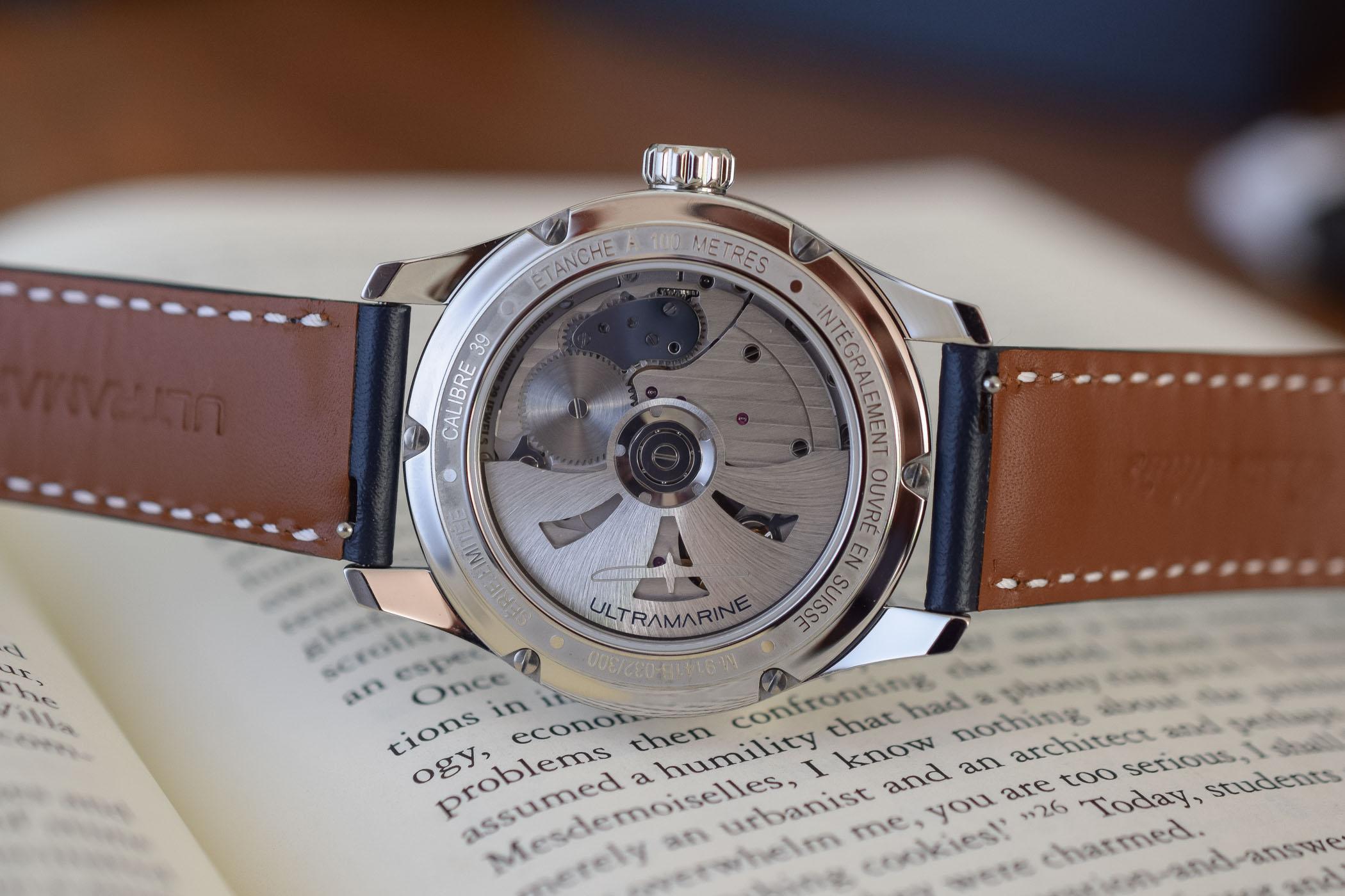 Ultramarine Morse GMT