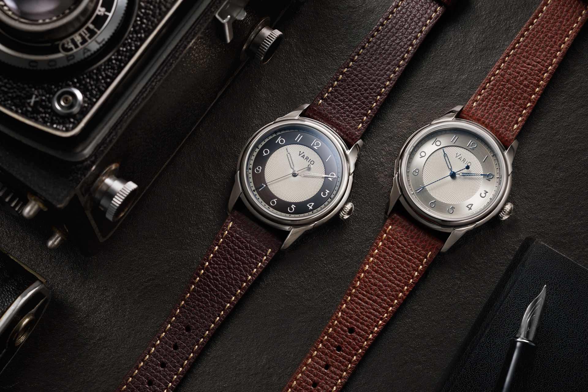 Value Proposition - Vario Empire Automatic Art-Deco Watch