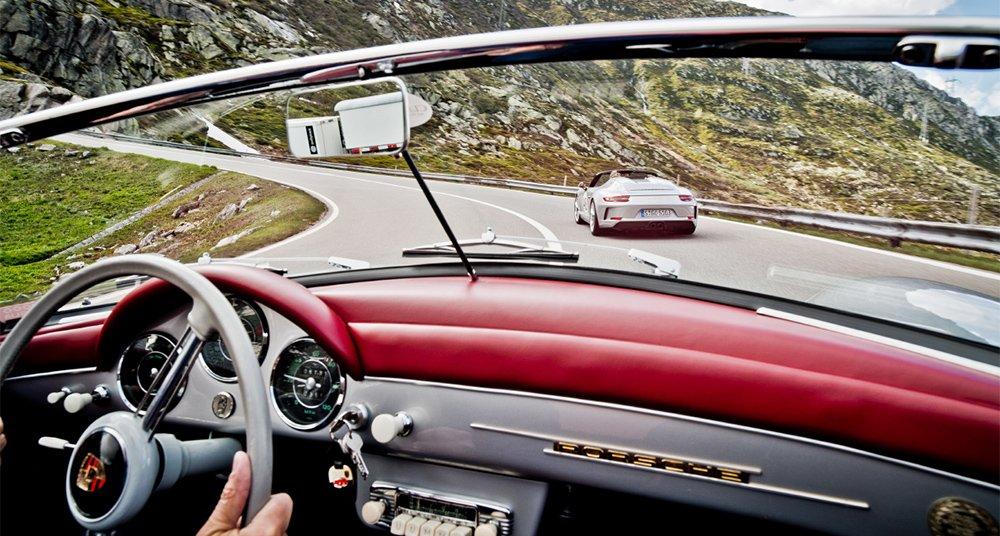 Porsche 911 Speedster 356