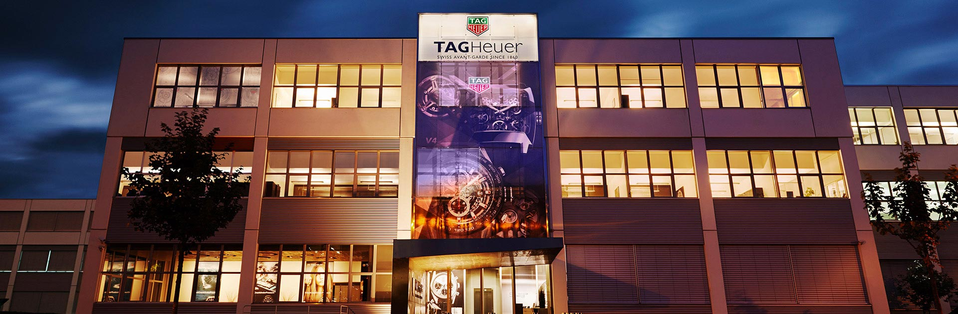 tag heuer la chaux de fonds headquarters
