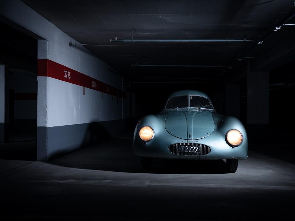 1939 Porsche Type 64 - RM Sothebys Monterey 2019 - credits RM Sothebys - 1