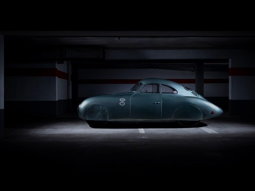 1939 Porsche Type 64 - RM Sothebys Monterey 2019 - credits RM Sothebys - 4