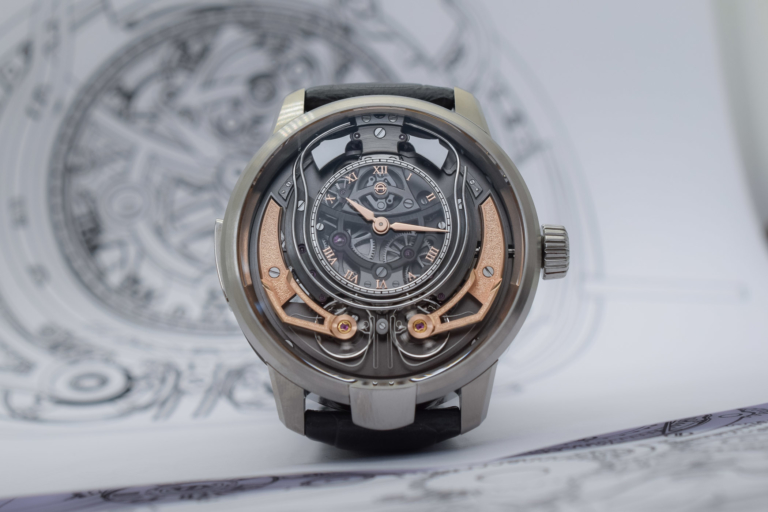 In-Depth – Armin Strom Minute Repeater Resonance – Step 2 in the Masterpiece Collection