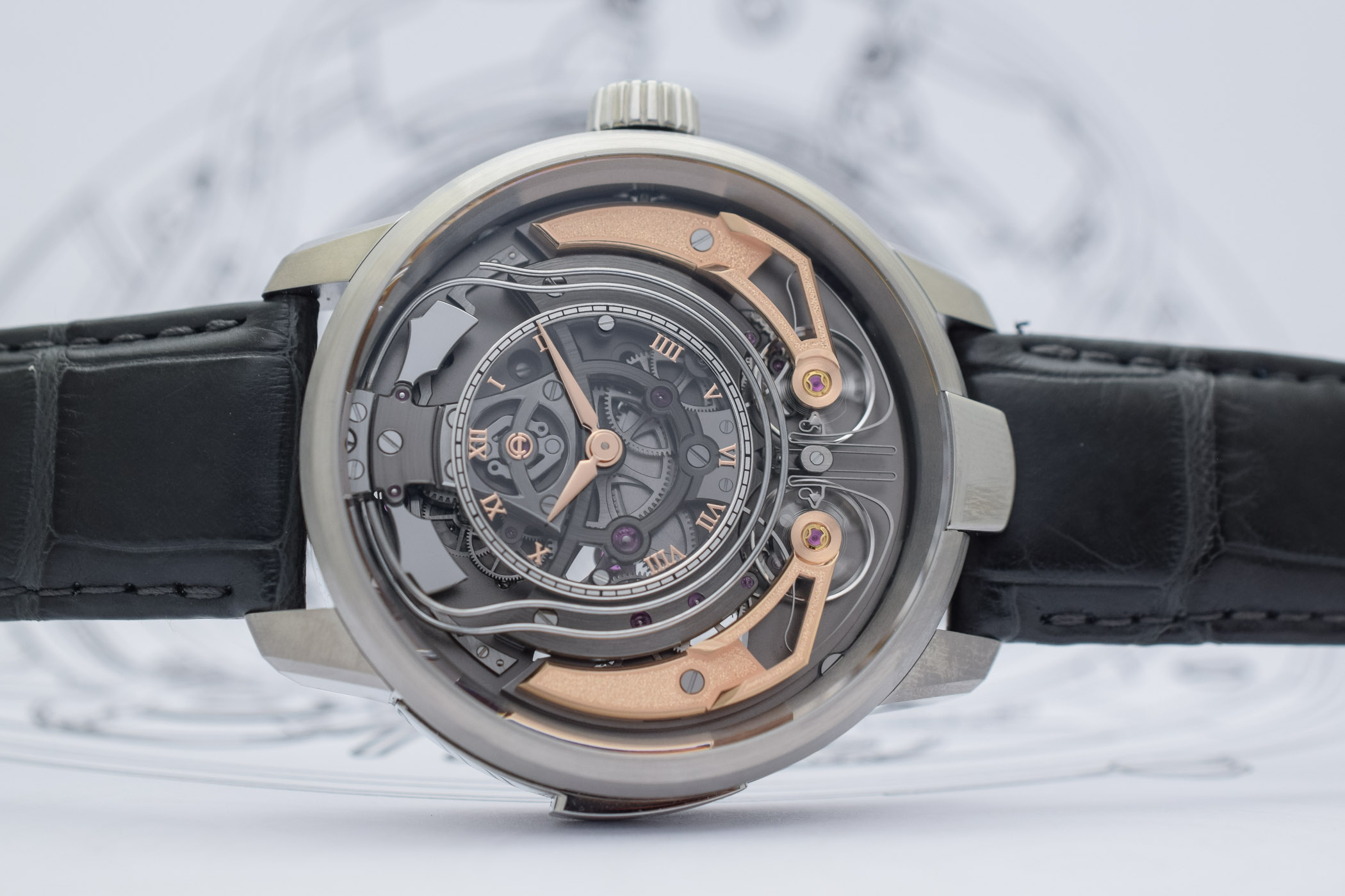 Armin Strom Minute Repeater Resonance Masterpiece 2