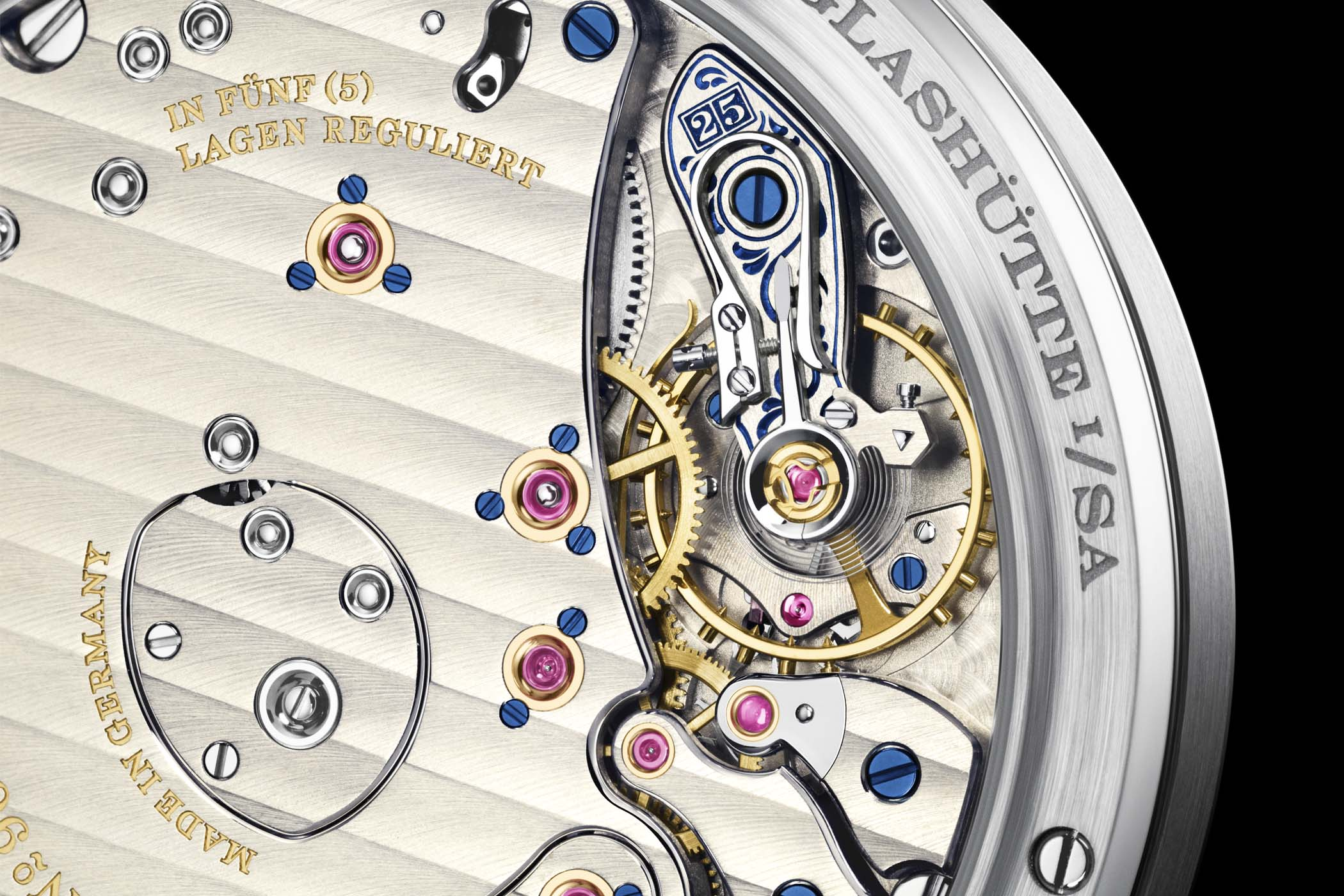 Grand Lange 1 25th Anniversary A. Lange Sohne - 117.066