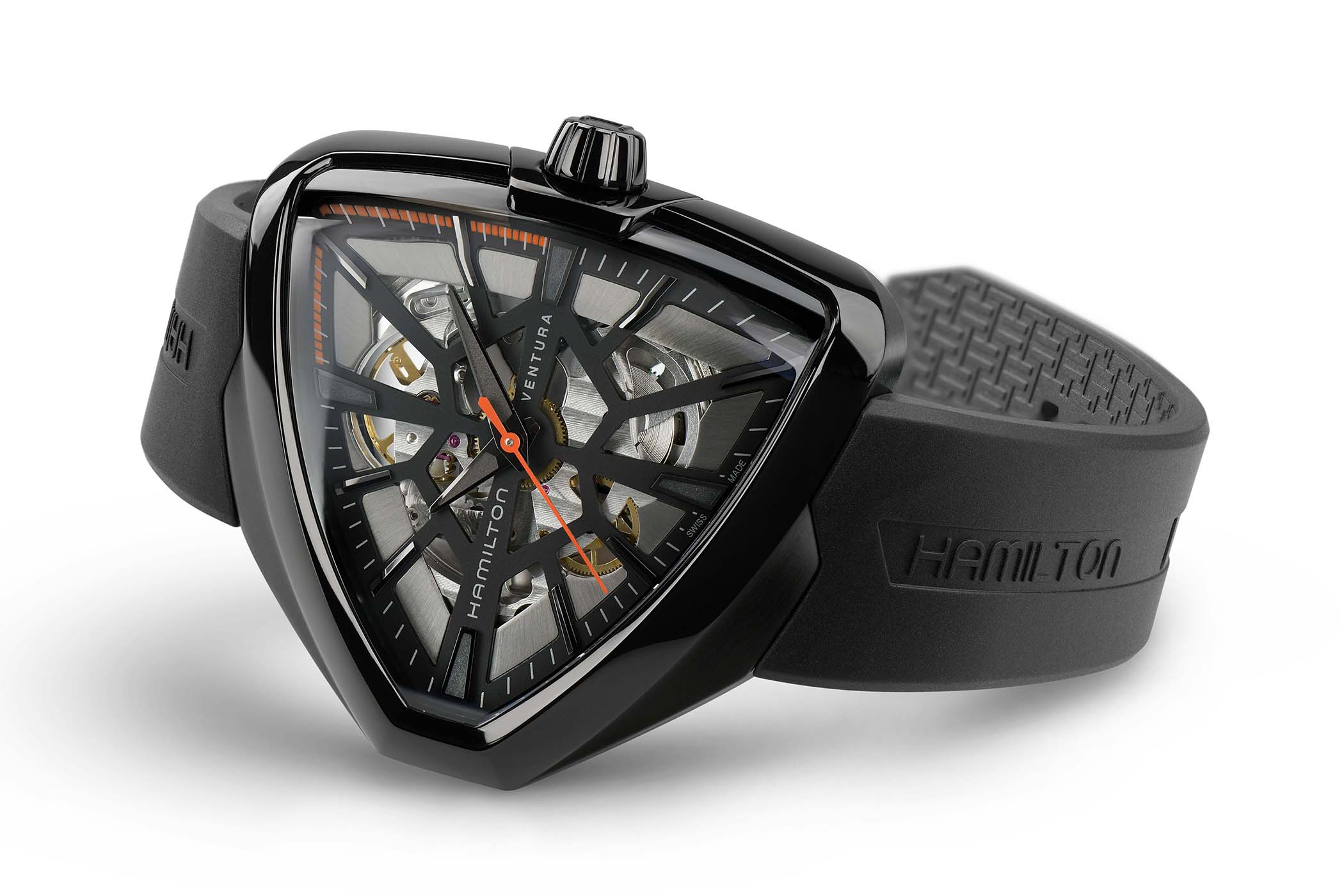 Hamilton Ventura Skeleton Limited Edition