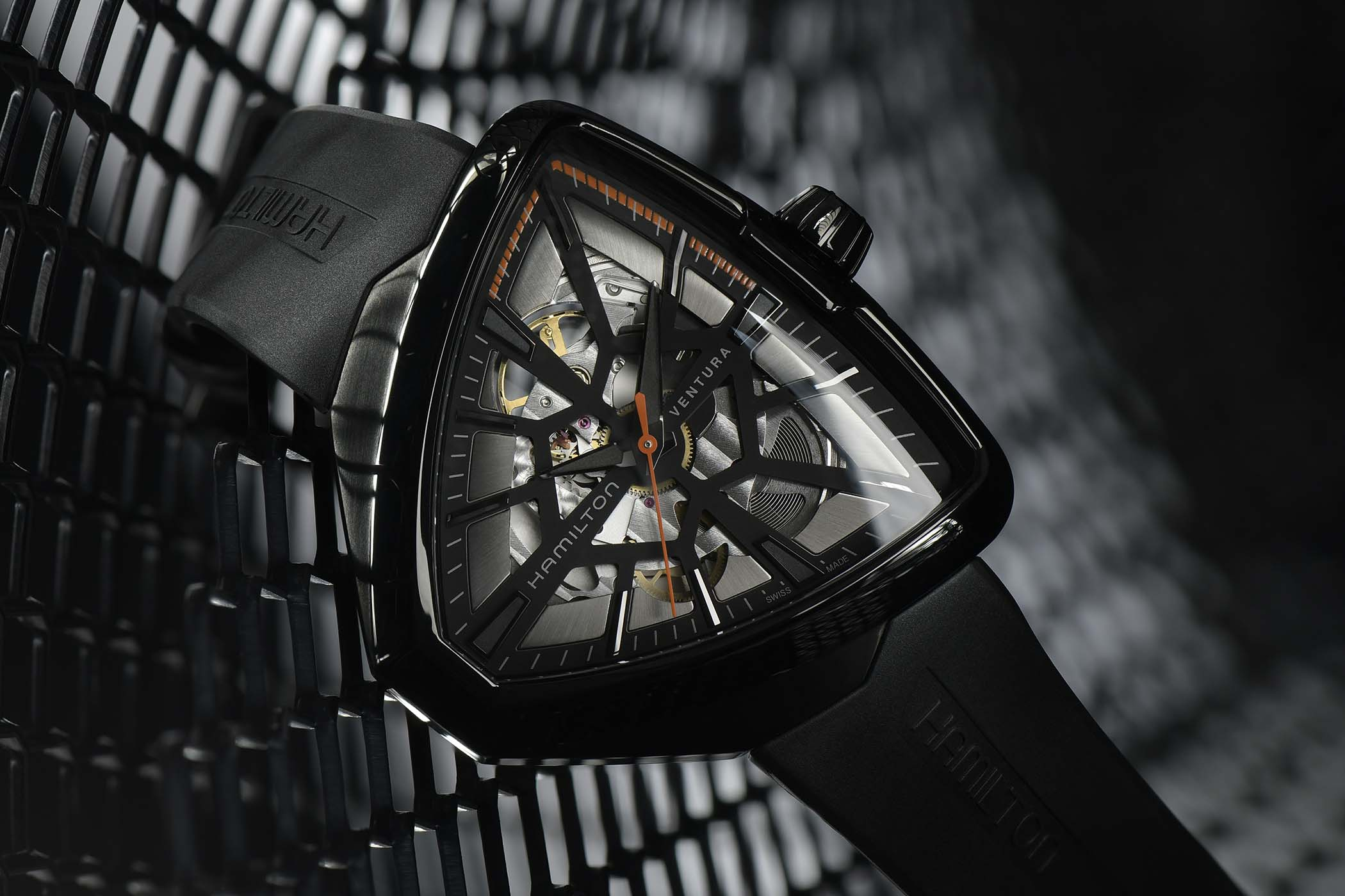 Hamilton Ventura Skeleton Limited Edition - Inspired by