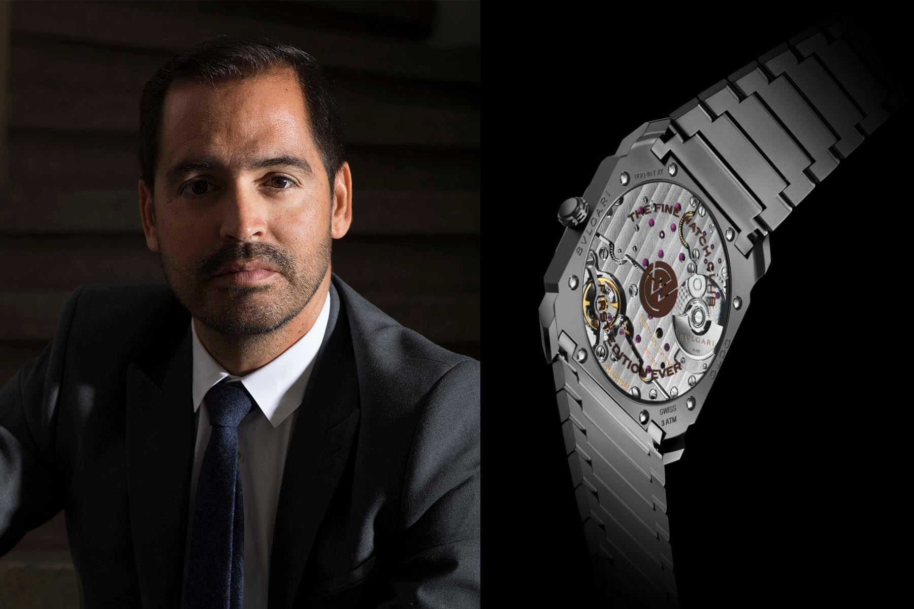 Interview - Julien Haenny - Fine Watch Club
