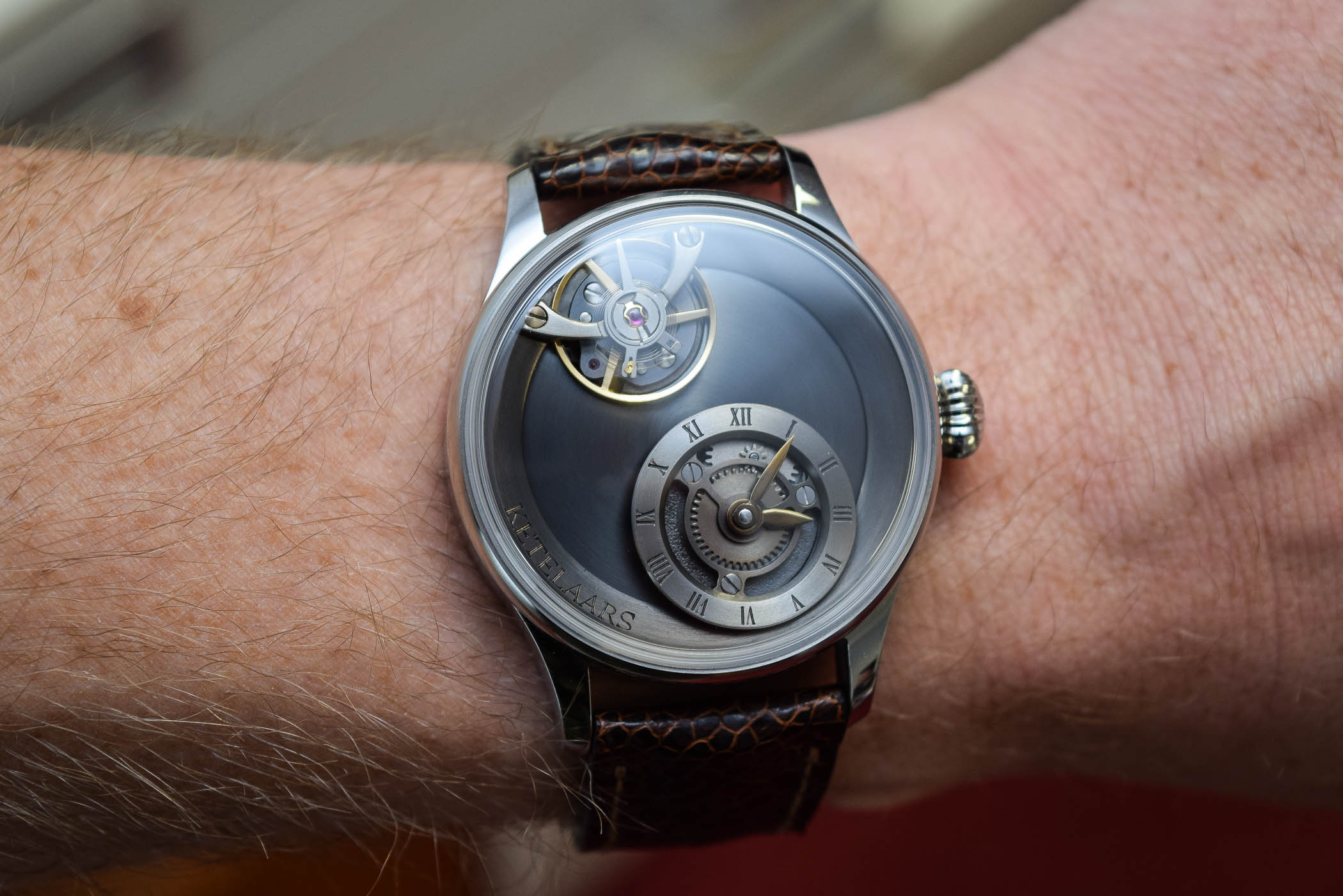 Ketelaars Watches Young Dutch Brand