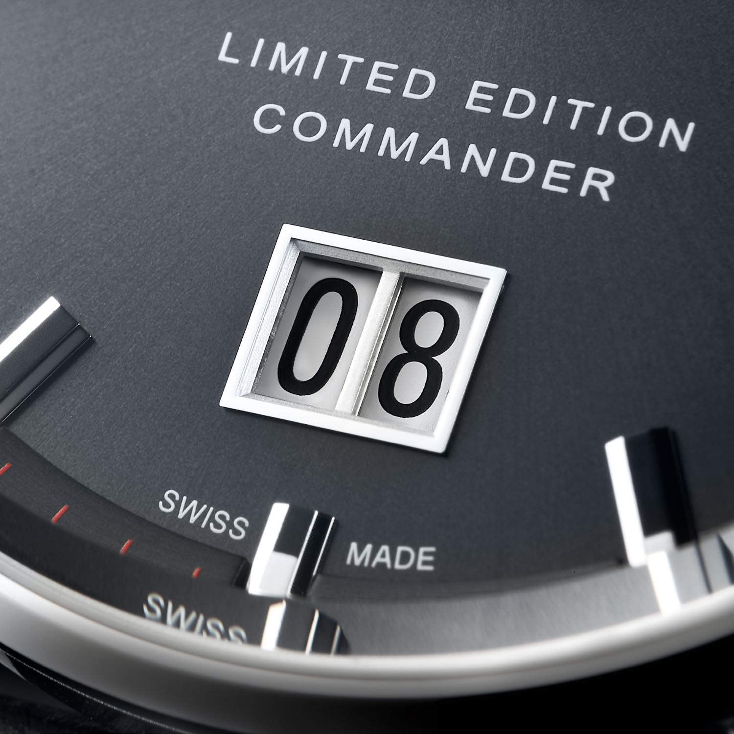 Mido Commander Big Date 60th Anniversary Limited Edition