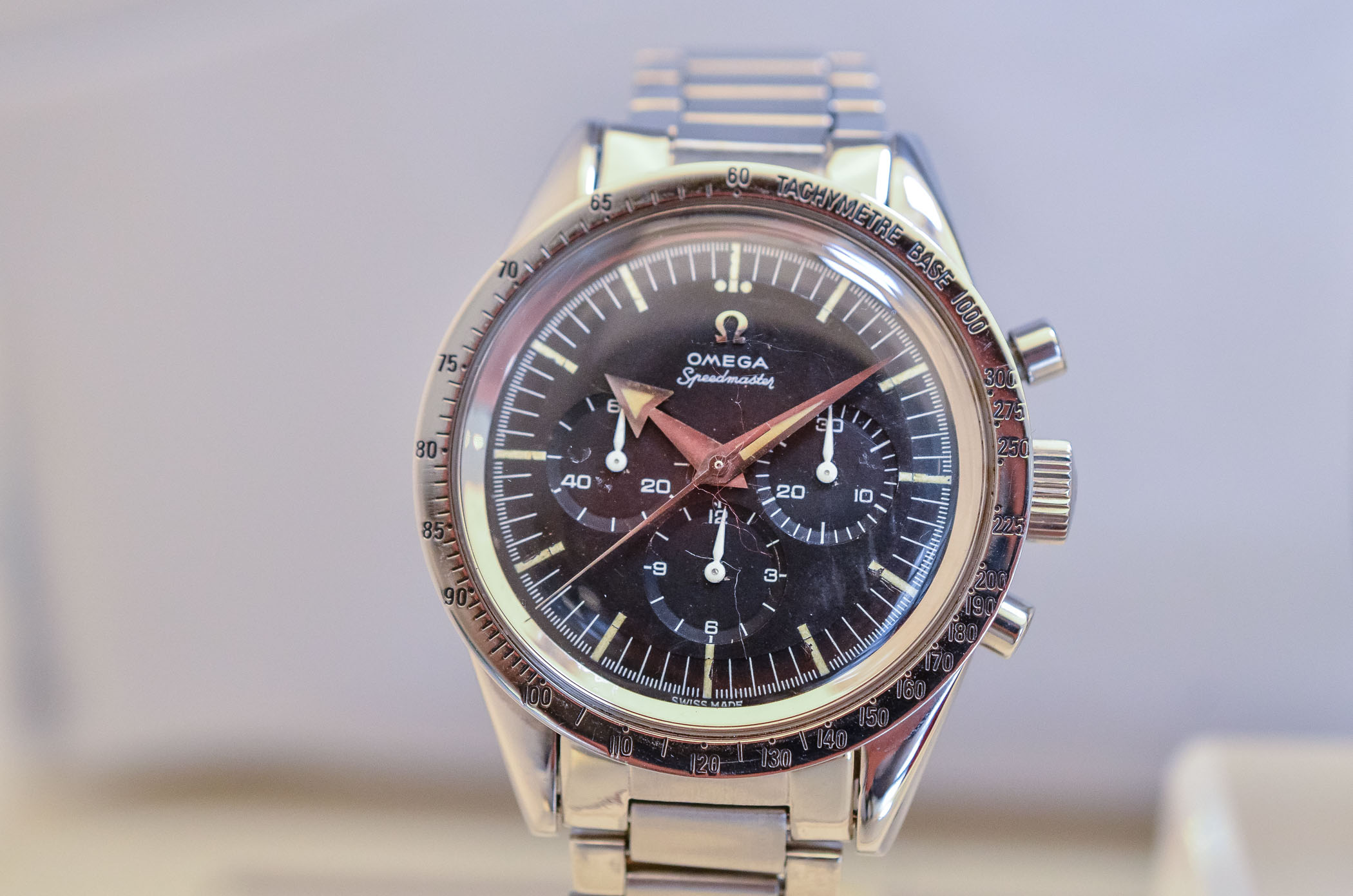 Moon Landing 50 - History of the Omega Speedmaster