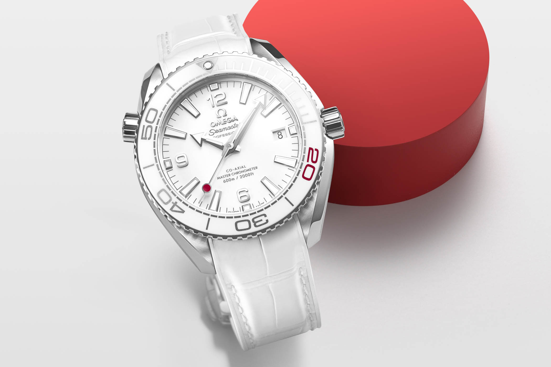 Omega Seamaster Planet Ocean Tokyo 2020 Countdown 522.33.40.20.04.001