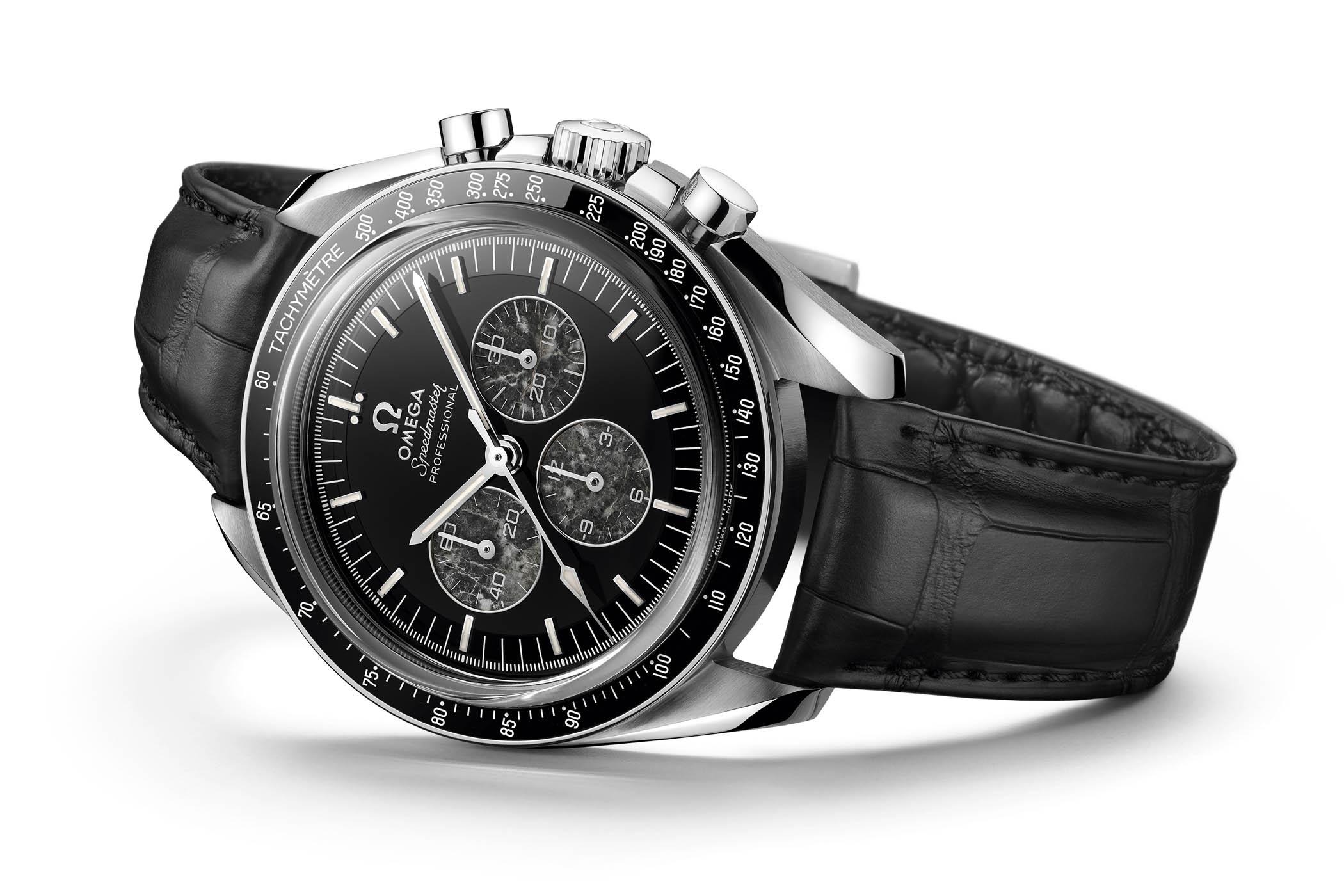 Omega's new Speedmaster Moonwatch 321 Platinum  Omega-Speedmaster-Moonwatch-321-Platinum-311-93-42-30-99-001-Moon-Landing-50-2