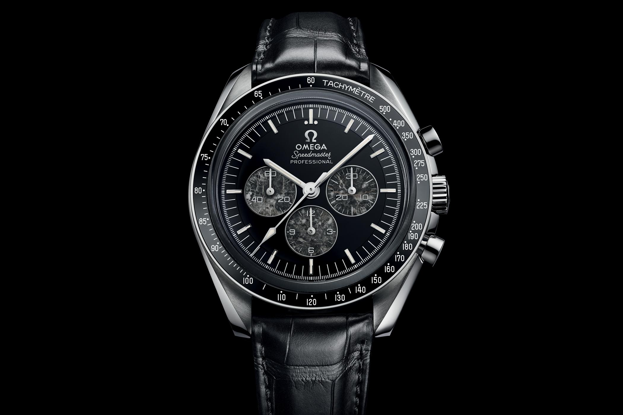 Omega Speedmaster Moonwatch 321 Platinum 311-93-42-30-99-001