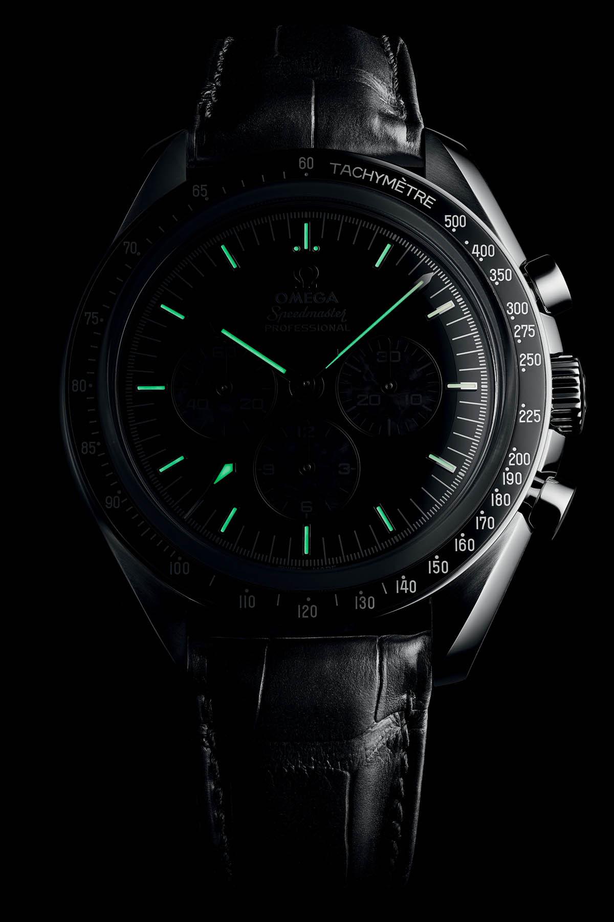 Omega's new Speedmaster Moonwatch 321 Platinum  Omega-Speedmaster-Moonwatch-321-Platinum-311-93-42-30-99-001-Moon-Landing-50-6