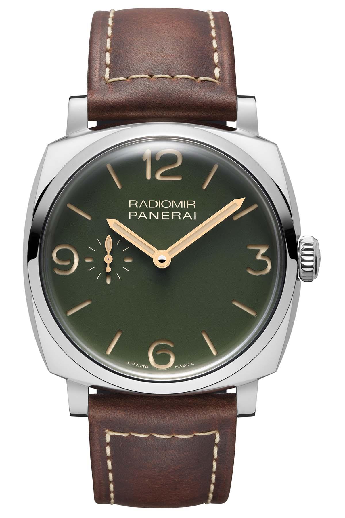 Panerai Radiomir 1940 45mm military green PAM00995
