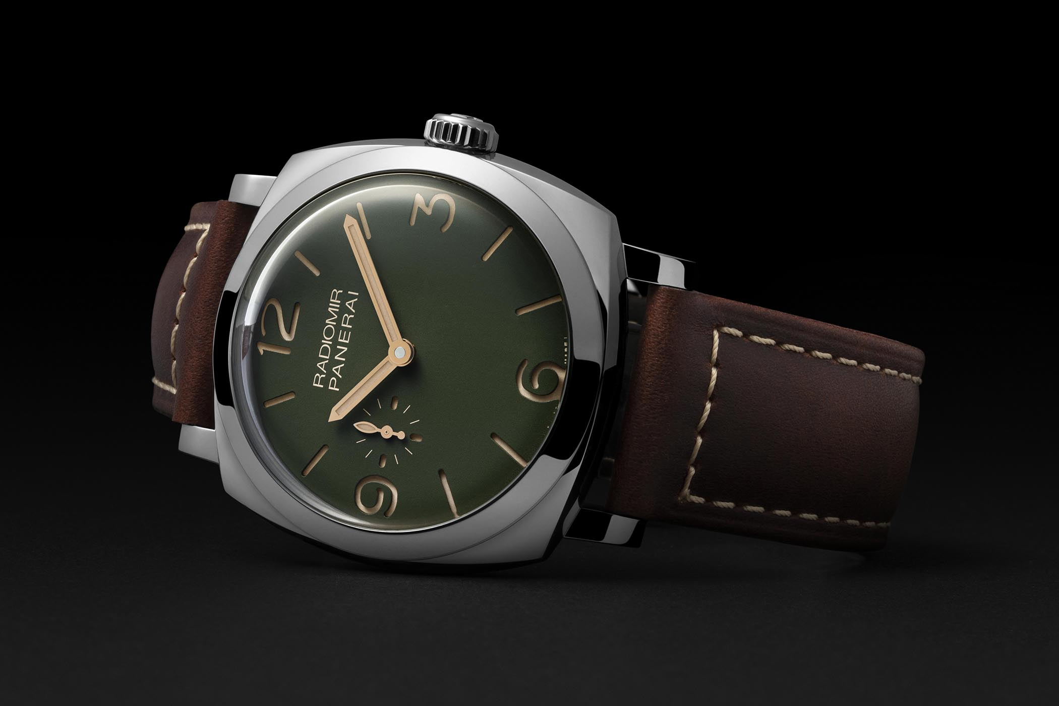 Panerai Radiomir 1940 Military Green 2019 Collection PAM00995 PAM00997 PAM00998 PAM00999