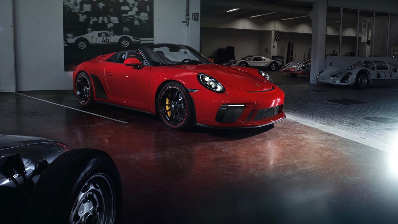 Porsche 911 Speedster 991 - 2