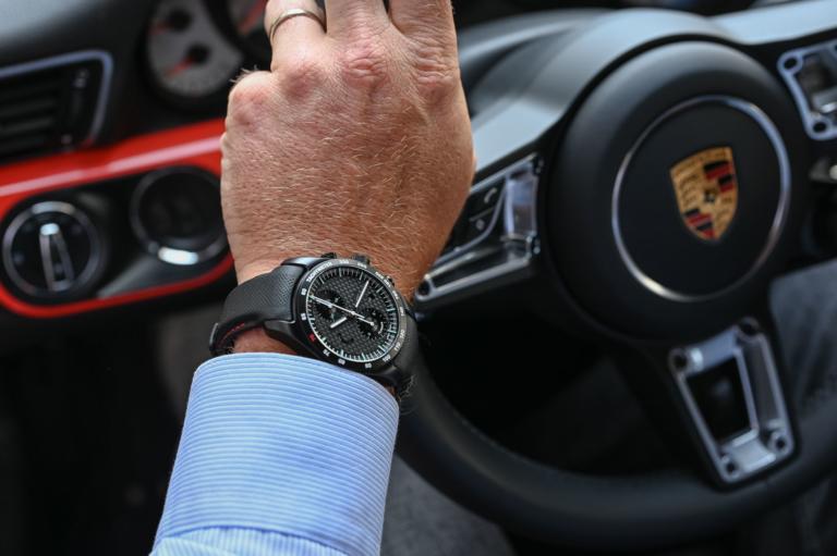 Hands-on – Porsche Design Chronograph 911 Speedster Timepieces