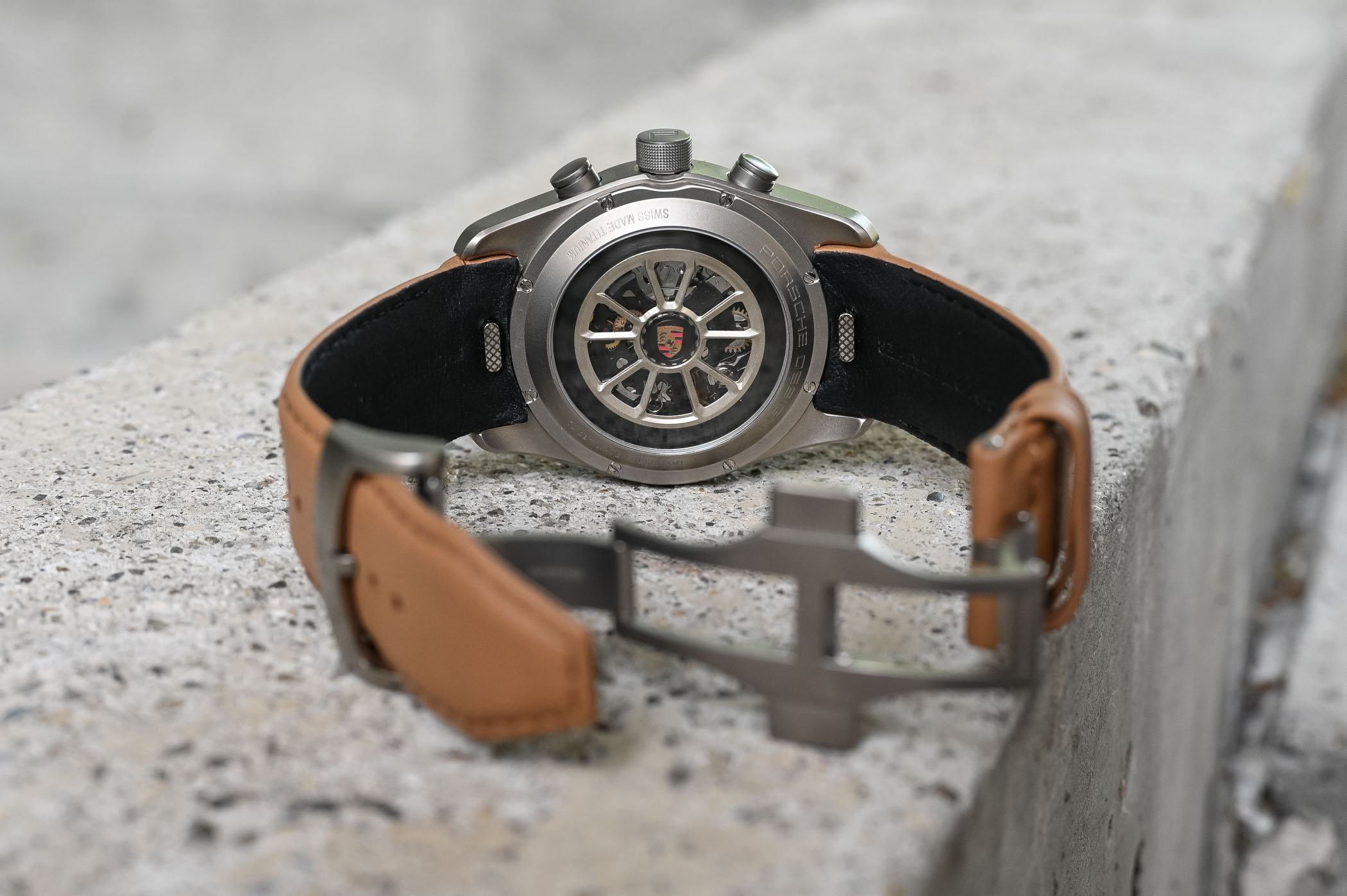 Porsche Design Chronograph 911 Speedster Timepieces