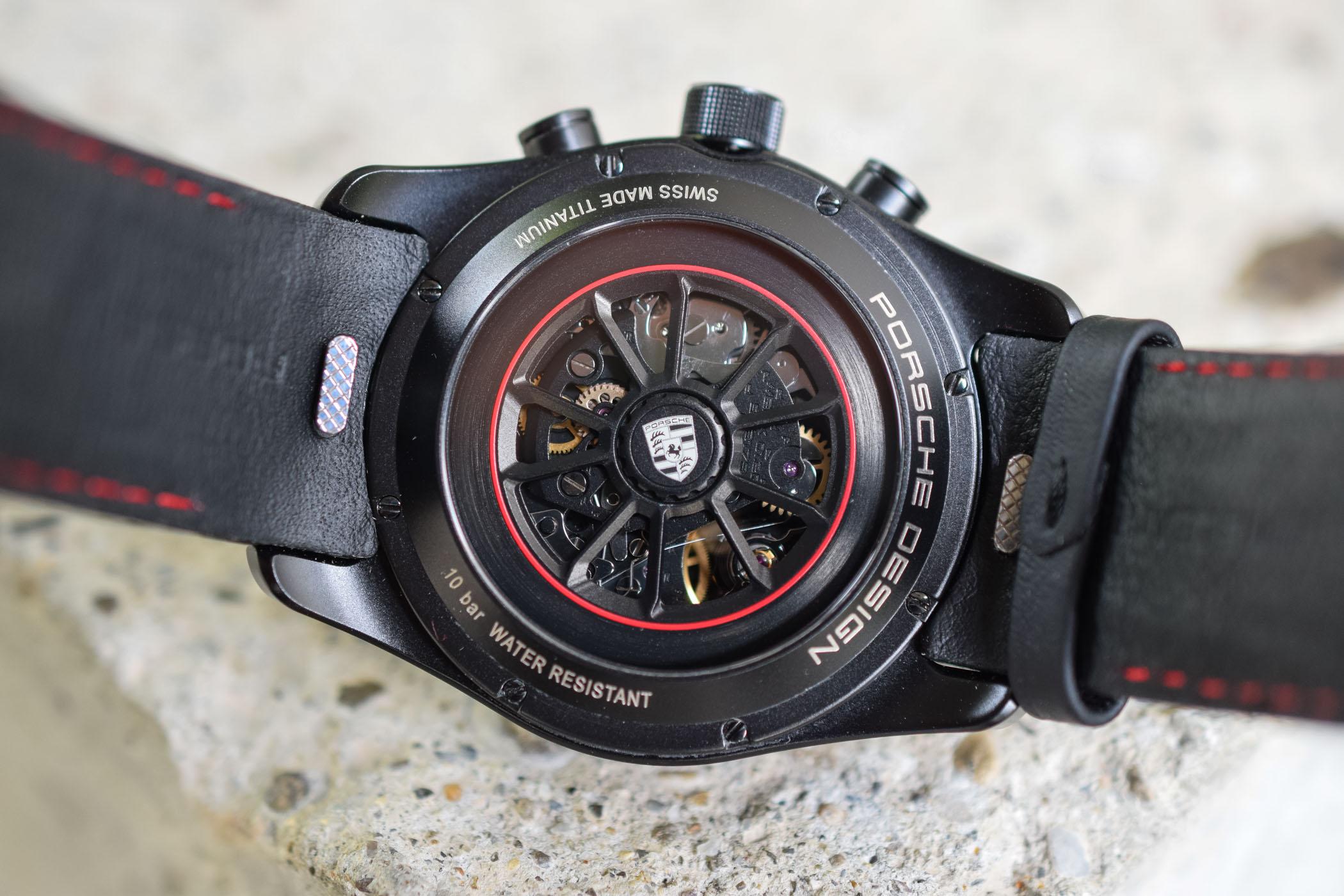 Porsche Design Chronograph 911 Speedster Timepieces