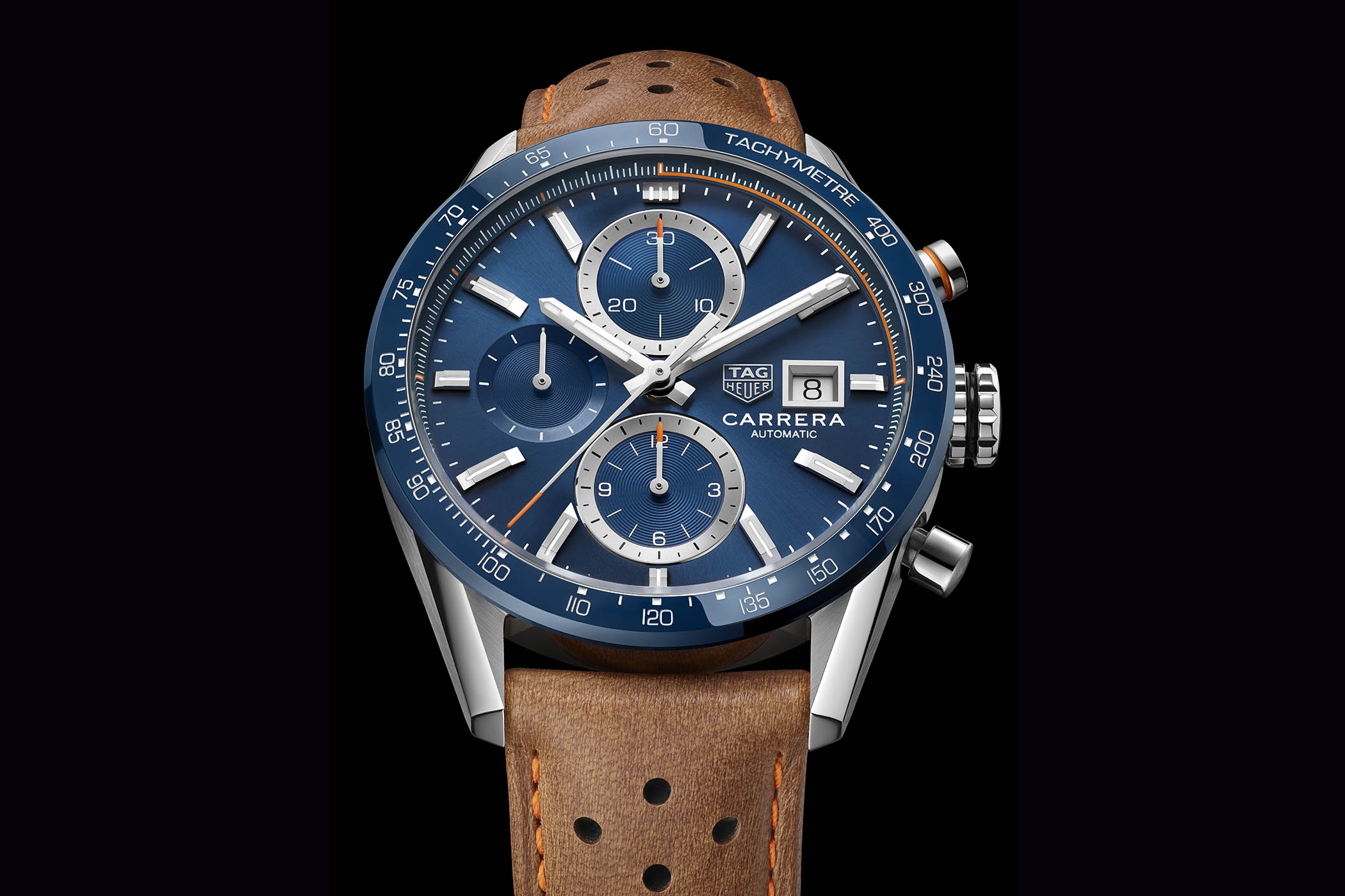 This Tag: TAG Heuer Carrera Calibre 16 Chronograph 2019 (Specs & Price
