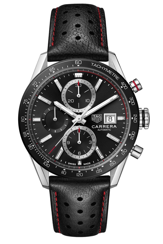 TAG Heuer Carrera Calibre 16 Chronograph CBM2110.FC6454
