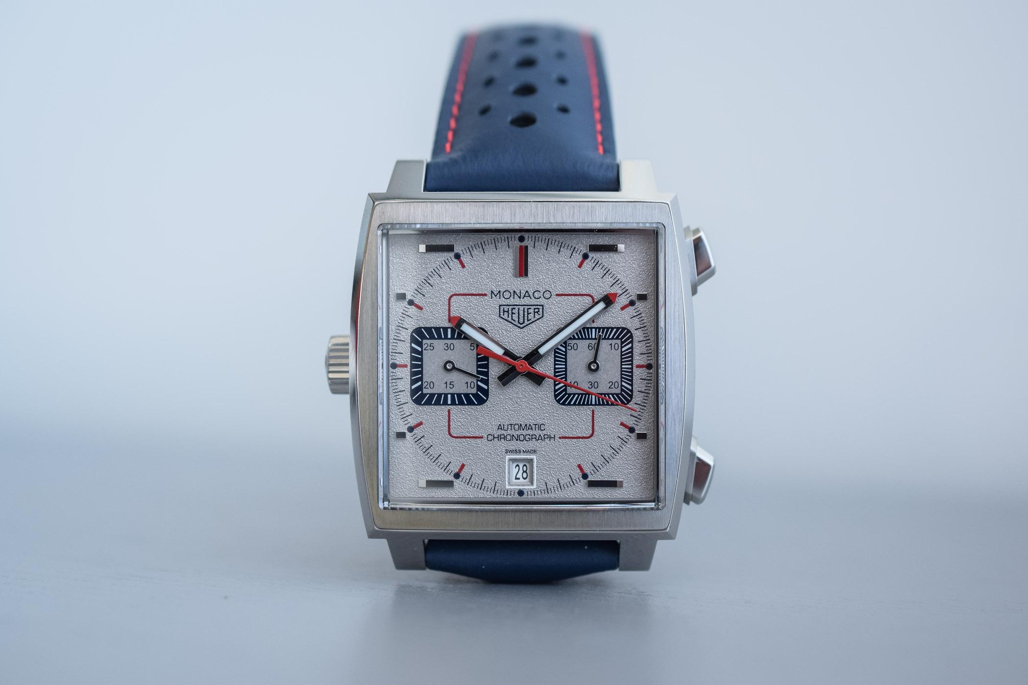 TAG Heuer Monaco 1989-1999 Edition 50th Anniversary - CAW211X.FC6468