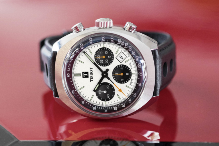 Introducing – Tissot Heritage 1973 Chronograph Limited Edition