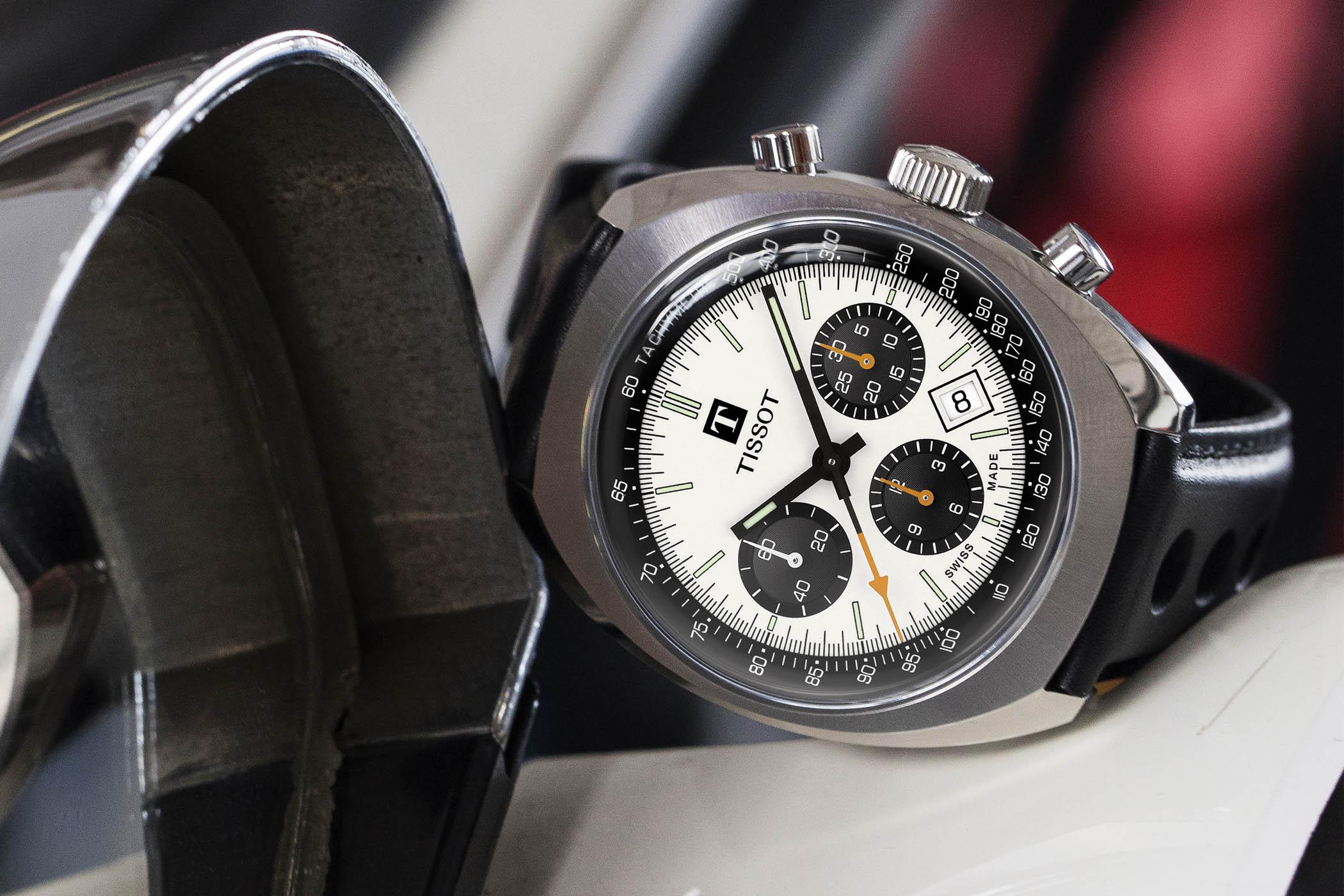 Tissot Heritage 1973 Racing Chronograph
