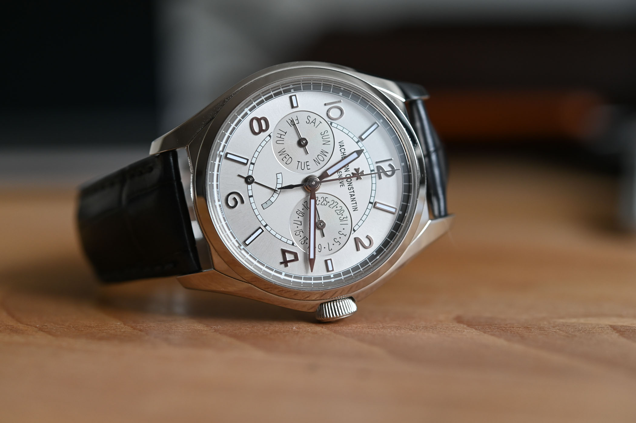 Vacheron Constantin Fiftysix Day-Date Steel