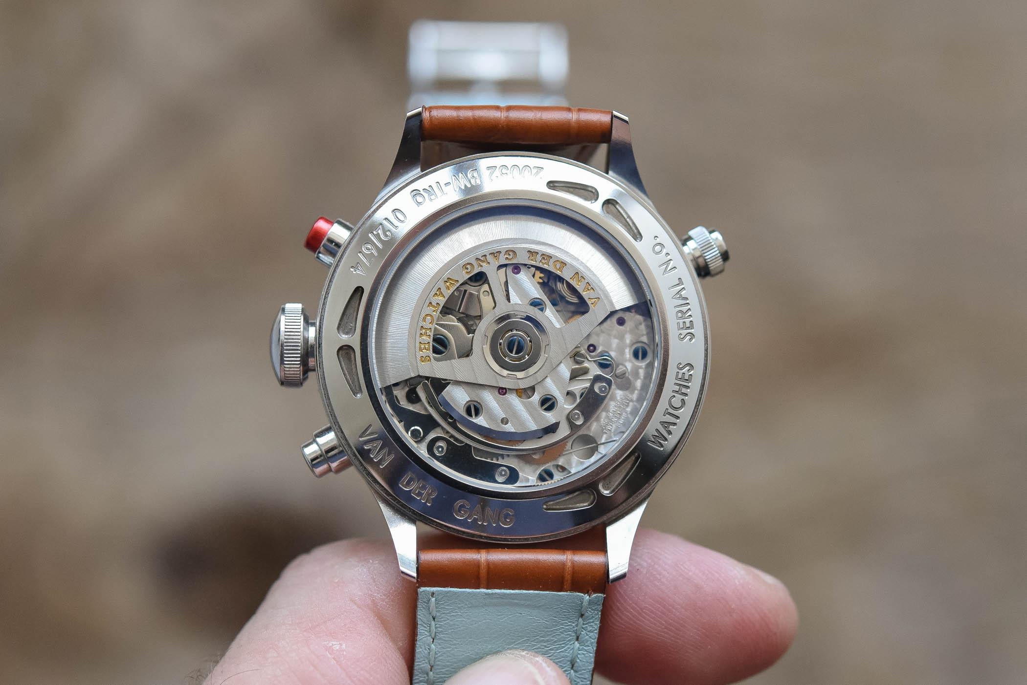 Van Der Gang Original Calendar Chronograph Ref. 20052
