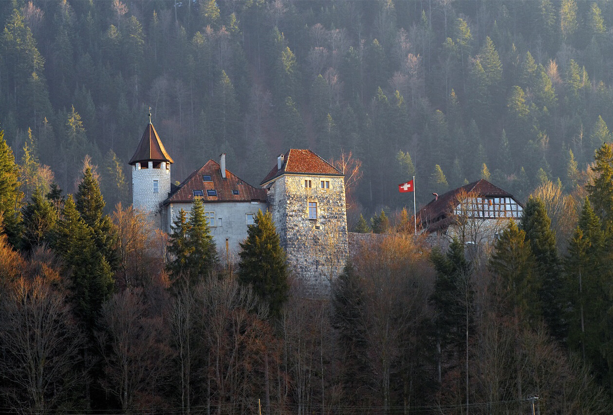 château-de-Môtiers