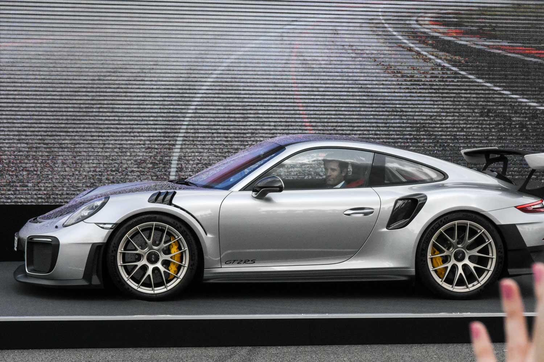goodwood festival of speed - Porsche-Design-1919-Flyback-1974