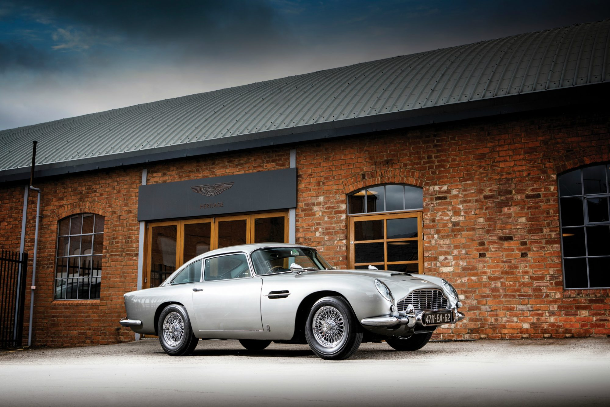 "James Bond 007 ""Thunderball"" Aston Martin DB5"