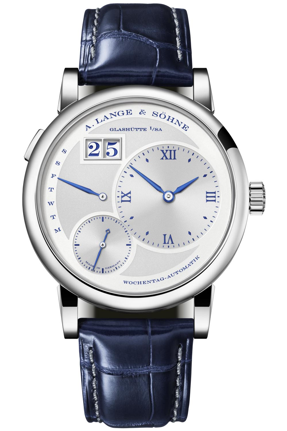 A. Lange & Söhne Lange 1 Daymatic 25th Anniversary 320.066