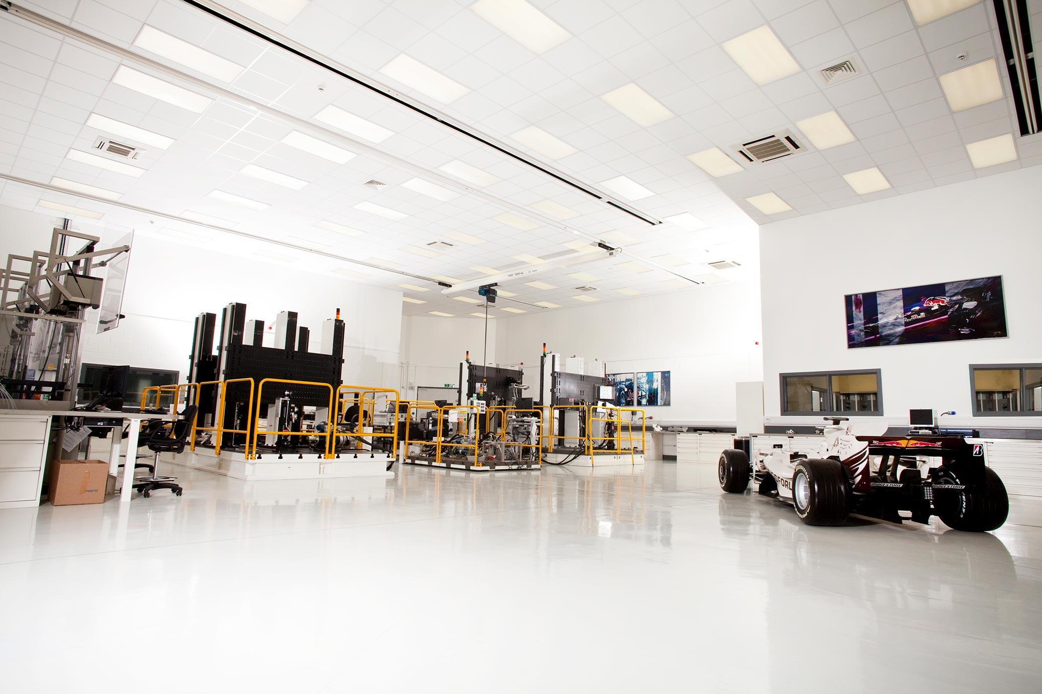 Aston Martin Red Bull Racing Production Milton Keynes (12)