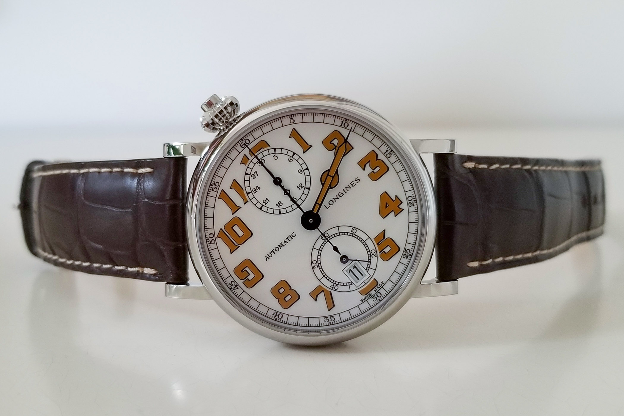 Longines Avigation Type A-7 1935 Chronograph