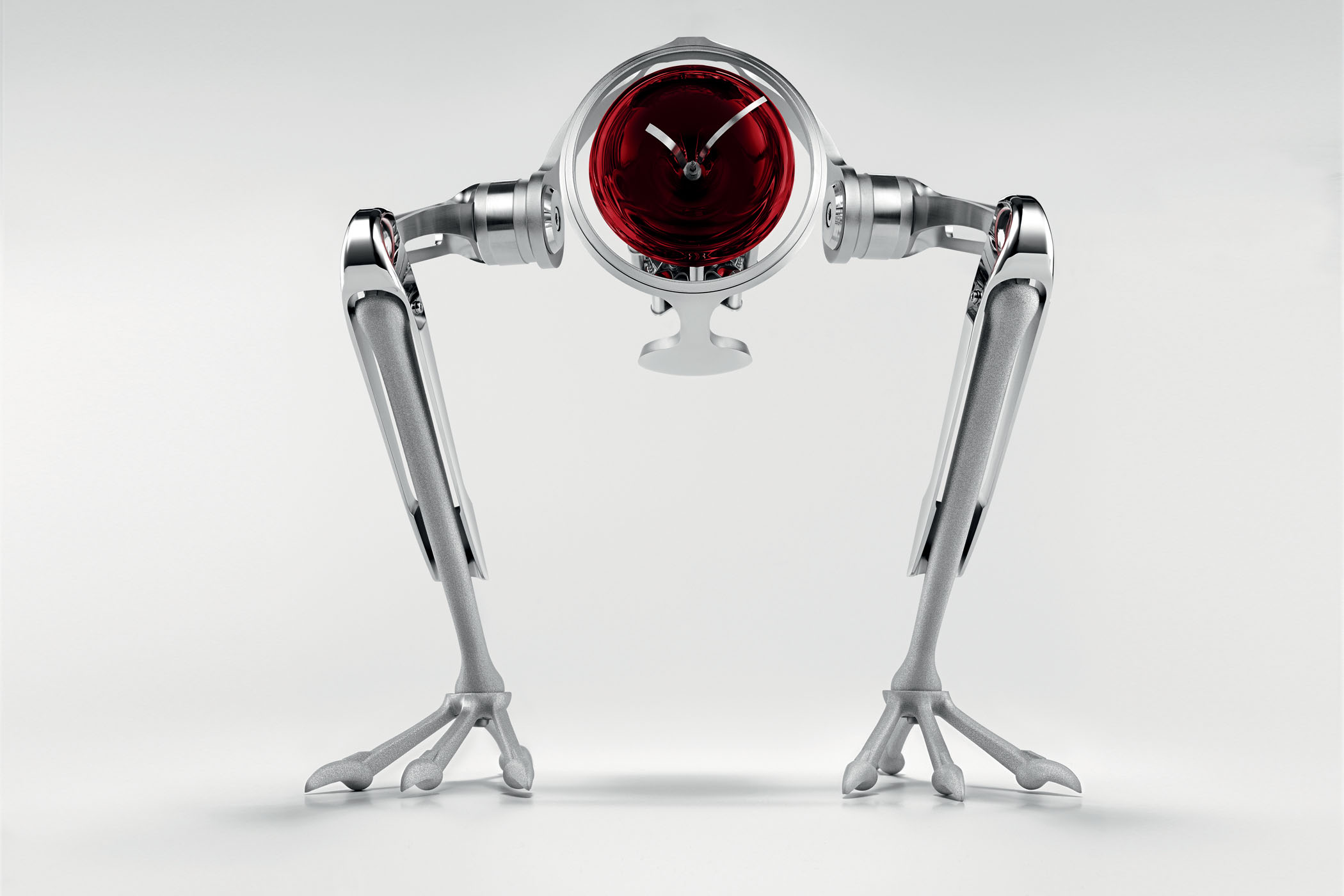 MB&F L'Epee T-Rex Table Clock