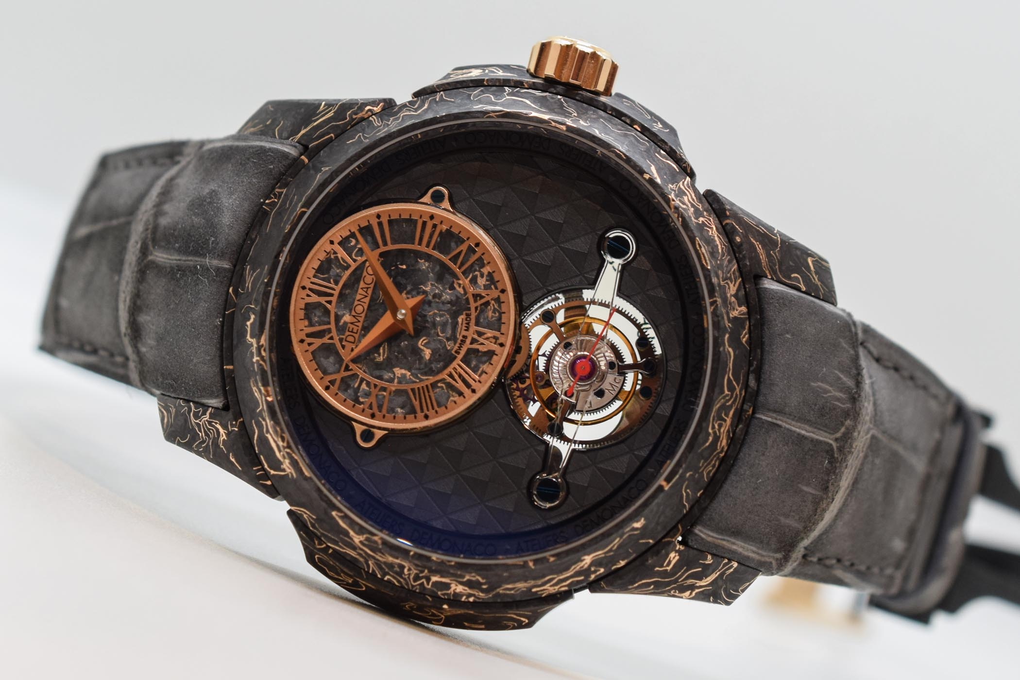 Atelier DeMonaco Tourbillon Oculus 1297
