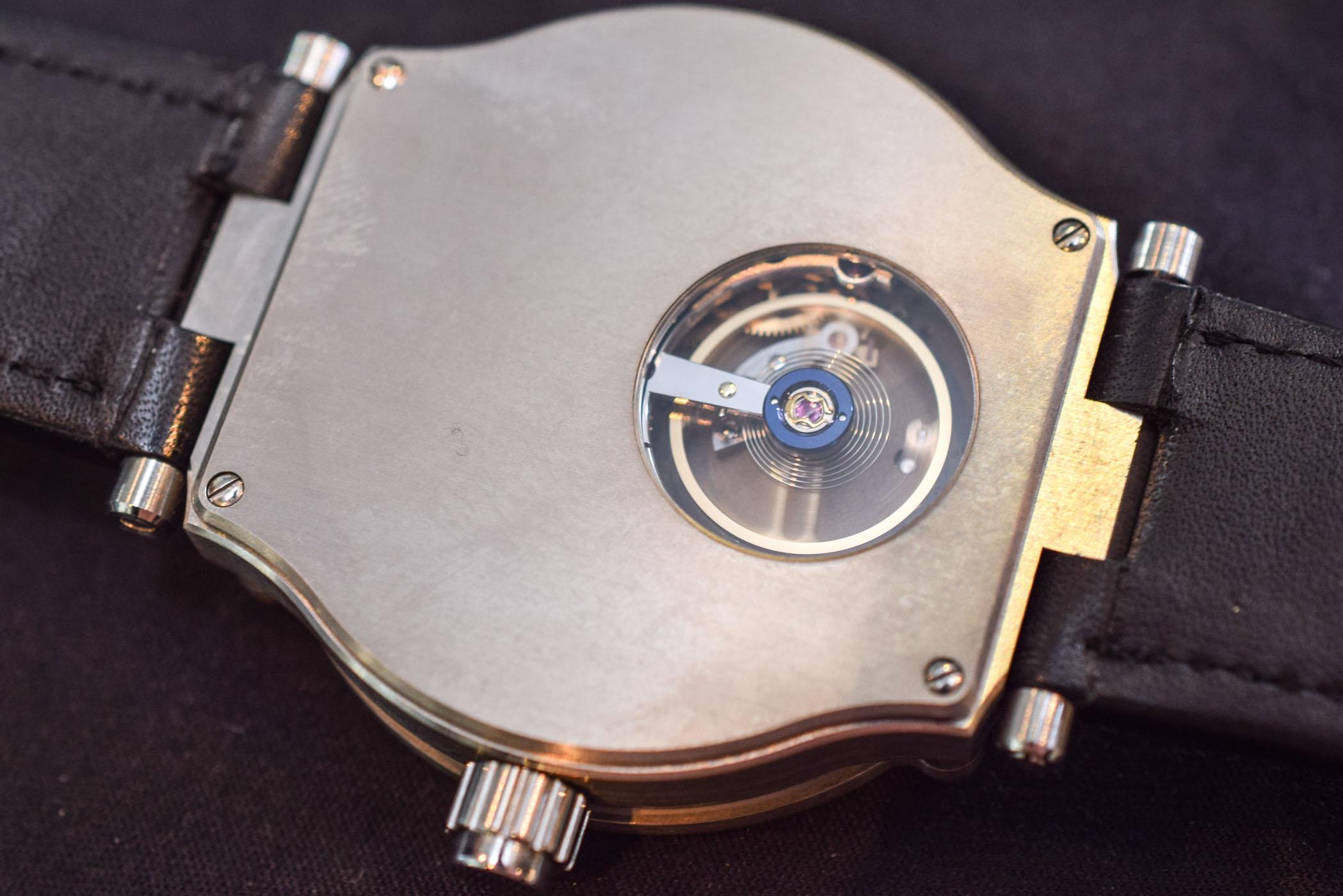 Sylvain Pinaud Chronograph Monopusher